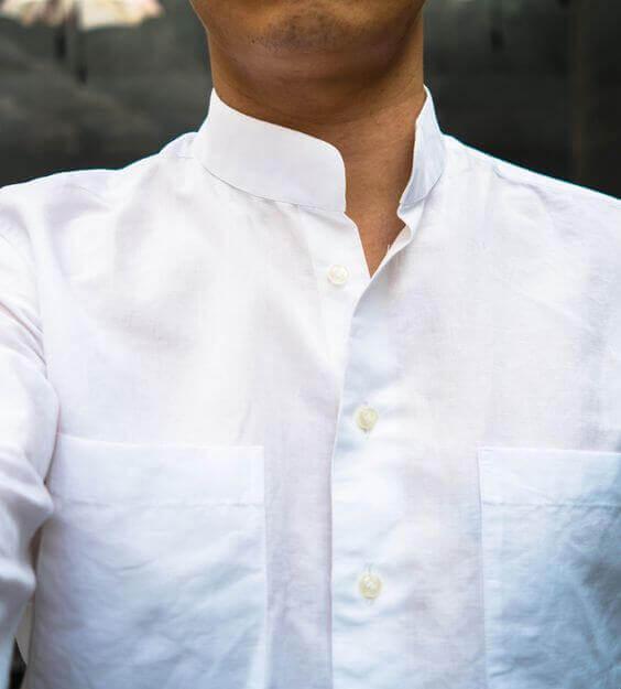 Colarinhos de Camisas – Regras e Diferentes Tipos: