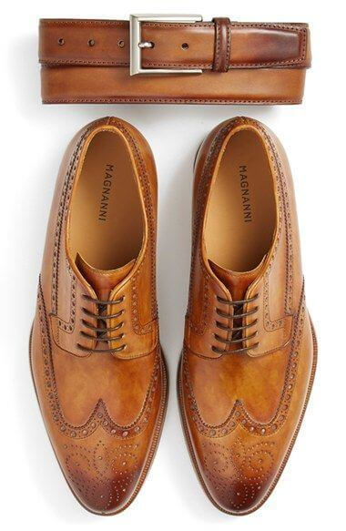 Oxford Wingtip