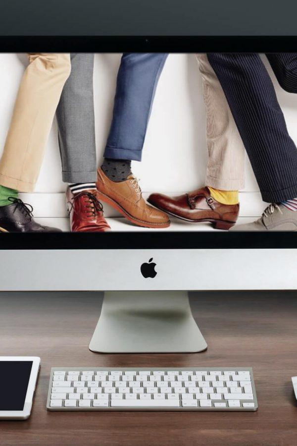 Artigo publicado na Revista Brasileira Digital da Ponto Pessoal – Comunicação e Marketing – Meias Coloridas Masculinas – Como usar?
