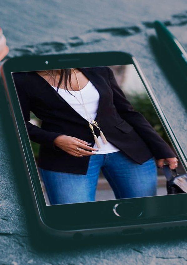 Artigo Jornal Verdadeiro Olhar – Blazer Feminino, como usar?