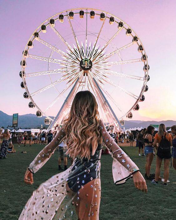 Festivais de Verão –  Looks para se inspirar!